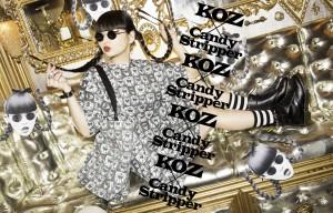 KOZ×Candy Stripper