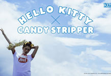 HELLO KITTY×Candy Stripper WEB CATALOGをUPしました