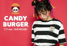 【CANDY STORE】CANDY BURGER先行販売 &予約会スタート!