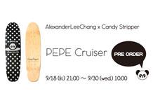 AlexanderLeeChangとのコラボスケートボード ONLINE受注会を開催!