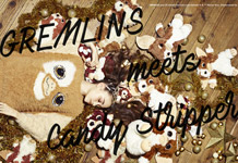 「GREMLINS meets Candy Stripper」WEB CATALOG公開!