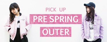 PICK UP PRE SPRING OUTER