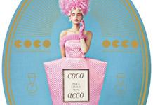 梅田POP UP SHOP「coco acco」にて1点物コラボ商品を販売!