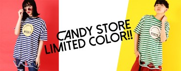 CANDY STORE  LIMITED COLOR!!!!
