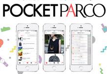 スマホアプリ「POCKET PARCO」にてお得な情報配信START!