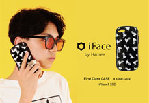 Candy Stripper初のiFace SHOPに入荷!