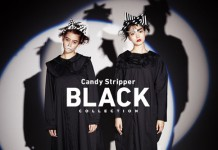Candy Stripper BLACK COLLECTION release!