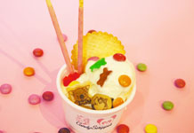 FNO SPECIAL EVENT♡アイスクリームショップ#UTTHF情報!