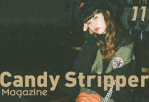 Candy Stripper Magazine 11月号公開!