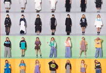 2018 Spring CollectionのLOOKを公開しました