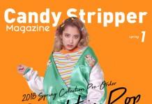 Candy Stripper Magazine 1月号公開!