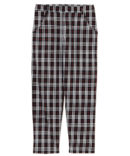 BEST FAST CHECK PANTS