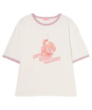 SPRY ROMP CANDY RINGER TEE