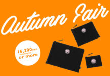 Autumn Fair 開催!