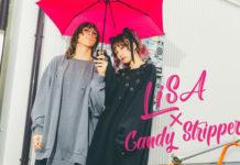 ラストチャンス!LiSA×Candy Stripperコラボアイテム 受注延長!