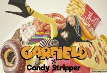 GARFIELD×Candy Stripper コラボアイテムリリース!