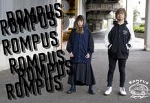 ROMPUS新作Collectionをリリース決定!