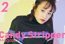 Candy Stripper Magazine2月号 vol.1 公開!