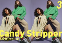 Candy Stripper Magazine3月号 vol.1 公開!