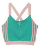 CHOPSY CANDY LAME BUSTIER
