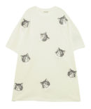SPRUCED UP CAT TEE