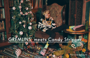 GREMLINS meets Candy Stripper