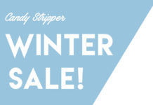 Candy Stripper WINTER SALE & HAPPY BAG情報