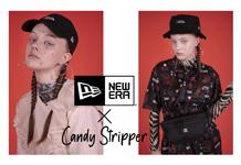 NEW ERA®︎×Candy Stripperコラボアイテムいよいよ発売開始!