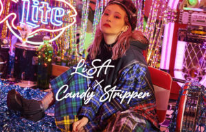 LiSA×Candy Stripper