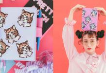 Candy Stripper × ほぼ日手帳とのコラボ手帳がリリース!