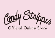 Candy Stripper Online Storeの公式YouTubeチャンネルがスタート!
