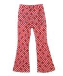 SUNNY CHERRY FLARE PANTS