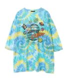 ASSORTED CANDY TIE DYE TEE