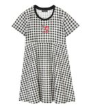 GINGHAM CHECK COMPACT OP