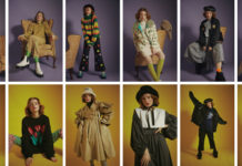 WINTER & EARLY SPRING COLLECTION LOOK BOOK 公開!