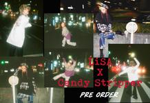 LiSA×Candy Stripperコラボレーションアイテム先行予約スタート!