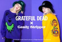 GRATEFUL DEAD(グレイトフルデッド)いよいよ本日発売スタート!